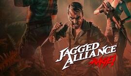 Jagged Alliance: Rage! (PS4) - PSN Key - EUROPE