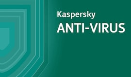 Kaspersky Anti-Virus 2021 (PC) - 1 Device 1 Year - Kaspersky Key - GLOBAL