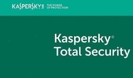 Kaspersky Total Security 2021 1 Device 1 Year Kaspersky GLOBAL