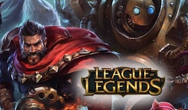 League of Legends Gift Card 5 EUR - Riot Key - EUROPE