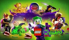 LEGO DC Super-Villains Deluxe Edition Steam Key RU/CIS