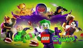LEGO DC Super-Villains Steam Key GLOBAL