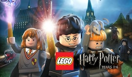 LEGO Harry Potter: Years 1-4 (PC) - Steam Key - GLOBAL