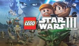 LEGO Star Wars III: The Clone Wars (PC) - Steam Key - GLOBAL