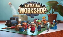 Little Big Workshop (Xbox One) - Xbox Live Key - EUROPE