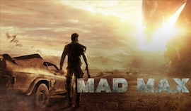 Mad Max (Xbox One) - Xbox Live Key - GLOBAL