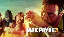 Max Payne 3 (PC) - Steam Key - GLOBAL