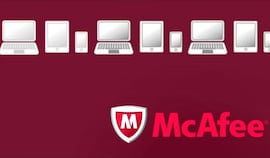 McAfee AntiVirus Plus PC 2 Devices 1 Year Key GLOBAL