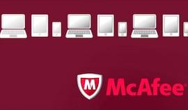 McAfee AntiVirus Plus PC 2 Devices 1 Year Key GLOBAL