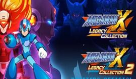 Mega Man X Legacy Collection 1+2 Bundle Xbox Live Xbox One Key UNITED STATES