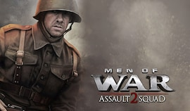 Men of War: Assault Squad 2 - Deluxe Edition Steam Key GLOBAL