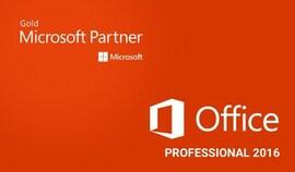 Microsoft Office Professional 2016 Plus Microsoft Key GLOBAL
