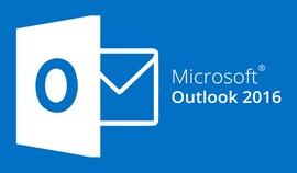 Microsoft Outlook 2016 (PC) - Microsoft Key - GLOBAL