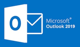 Microsoft Outlook 2019 (PC) - Microsoft Key - GLOBAL