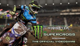 Monster Energy Supercross - The Official Videogame Xbox Live Key UNITED STATES
