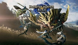 Monster Hunter Rise | Deluxe Edition (Nintendo Switch) - Nintendo Key - UNITED STATES