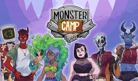 Monster Prom 2: Monster Camp (PC) - Steam Gift - JAPAN