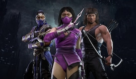 Mortal Kombat 11 - Kombat Pack 2 (PC) - Steam Key - GLOBAL