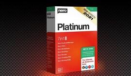 Nero Platinum 365 (PC) 1 Device, 1 Year - Nero Key - GLOBAL