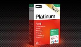 Nero Platinum Unlimited (PC) 1 Device, Lifetime - Nero Key - GLOBAL