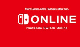 Nintendo Switch Online Family Membership 12 Months Nintendo EUROPE