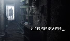 >observer_ Steam Gift EUROPE