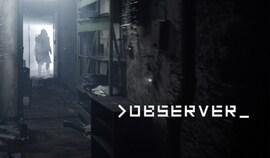 >observer_ Xbox Live Key EUROPE