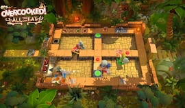 Overcooked! All You Can Eat (PC) - Steam Key - EUROPE