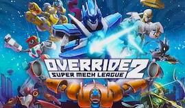 Override 2: Super Mech League | Ultraman Deluxe Edition (PS5) - PSN Key - EUROPE