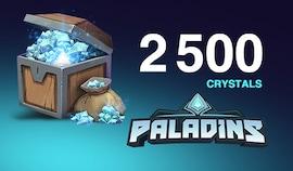 Paladins Crystals Key GLOBAL 2 500 Crystals