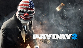PAYDAY 2 Steam Gift SOUTH EASTERN ASIA