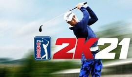 PGA TOUR 2k21 (Nintendo Switch) - Nintendo Key - UNITED STATES
