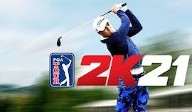 PGA TOUR 2k21 (Xbox One) - Xbox Live Key - GLOBAL