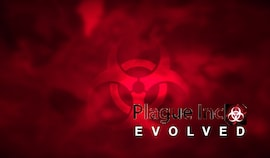 Plague Inc: Evolved (PC) - Steam Gift - NORTH AMERICA