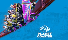 Planet Coaster (PC) - Steam Key - GLOBAL