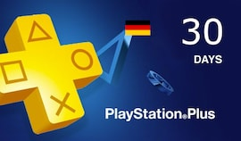 Playstation Plus CARD 30 Days PSN GERMANY