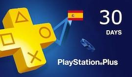 Playstation Plus CARD 30 Days SPAIN PSN Key