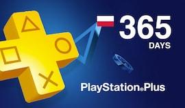 Playstation Plus CARD 365 Days POLAND PSN