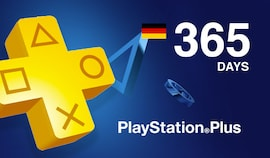 Playstation Plus CARD 365 Days PSN GERMANY