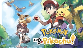 Pokémon: Let's Go, Pikachu! Nintendo Switch Nintendo Key EUROPE