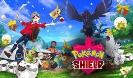 Pokemon Shield (Nintendo Switch) - Nintendo Key - EUROPE