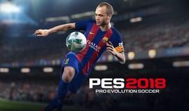 Pro Evolution Soccer 2018 Steam Key EUROPE