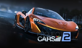 Project CARS 2 Steam Key NORTH AMERICA