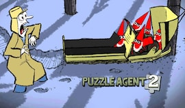 Puzzle Agent 2 Steam Gift RU/CIS