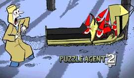 Puzzle Agent 2 Steam Key GLOBAL