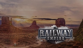 Railway Empire PSN Key EUROPE