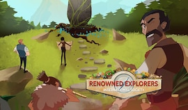 Renowned Explorers: International Society Steam Gift GLOBAL