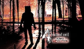 Resident Evil 4: Ultimate HD Edition (PC) - Steam Gift - NORTH AMERICA