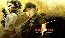 Resident Evil 5: Gold Edition Steam Key GLOBAL
