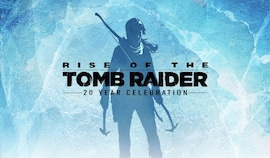 Rise of the Tomb Raider 20 Years Celebration (PC) - Steam Key - EUROPE